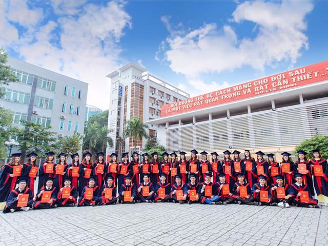Lựa chọn trường Đại học không chỉ để học mà còn để gửi gắm cả tương lai