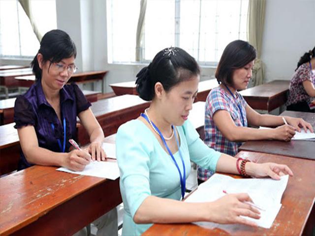 Chấm thi THPT 2020: Đảm bảo tiến độ hoàn thành trước ngày 20.8